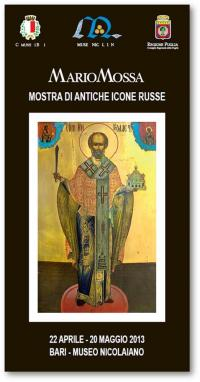 Mostra di Antiche Icone Russe               