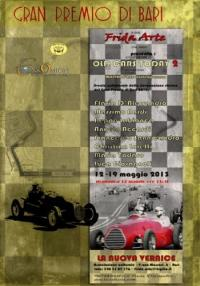 Rievocazione del Gran Premio di Bari