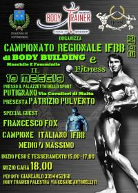 Campionato Regionale di Body Building e Fitness maschile e femminile