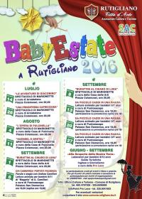 Baby ... estate a Rutigliano 2016