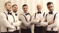 Mustacchi Bros. - Swing Band in Live