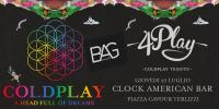 4PLAY Coldplay Tribute Live
