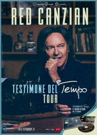 Red Canzian in concerto