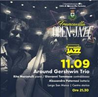 Francavilla è Jazz: Around Gershwin trio