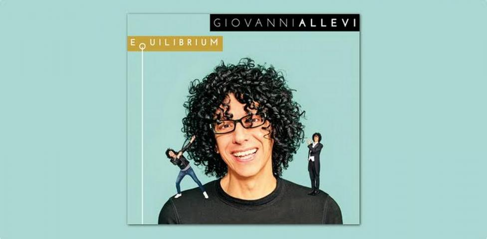 GIOVANNI ALLEVI in: Equilibrium Tour