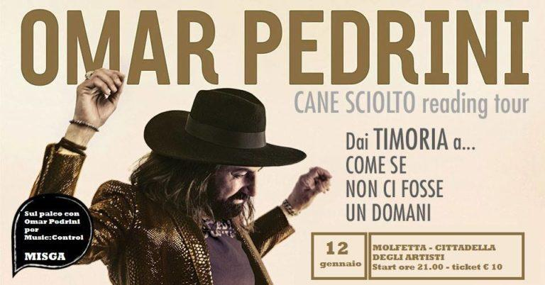 Omar Pedrini: Cane Sciolto reading Tour